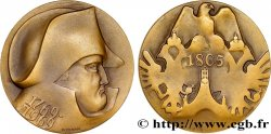 V REPUBLIC Médaille du bicentenaire de naissance de Napoléon Bonaparte