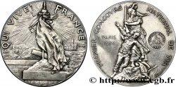 TROISIÈME RÉPUBLIQUE Médaille du concours national de tir