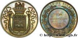 SECONDO IMPERO FRANCESE Médaille de la ville de Rouen SPL