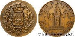 CINQUIÈME RÉPUBLIQUE Médaille des 10 ans du congrès de Paris