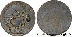 TROISIÈME RÉPUBLIQUE Médaille SPIRITUS INTUS ALIT