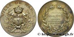 III REPUBLIC Médaille de la ville de Nancy