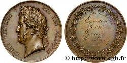 LOUIS-PHILIPPE I Médaille de l'exposition de Cambray