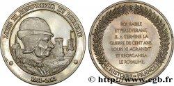 V REPUBLIC Médaille de Louis XI