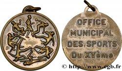 V REPUBLIC Médaille sportive du XVe arrondissement