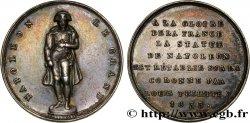 LUIS FELIPE I Médaille de rétablissement de la statue de Napoléon Ier EBC