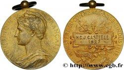 III REPUBLIC Médaille du ministère du commerce