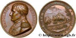 NAPOLEONS EMPIRE Médaille du mémorial de St-Hélène AU