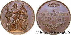 LUIS FELIPE I Médaille à l'Héroïque Pologne MBC+