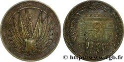 TERCERA REPUBLICA FRANCESA Médaille pour la fin de la première guerre mondiale MBC+