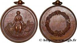 TROISIÈME RÉPUBLIQUE Médaille agricole