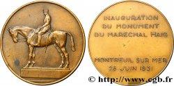 III REPUBLIC Médaille du maréchal Haig