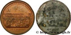LOUIS XVI Médaille de l'arrivée du Roi à Paris AU
