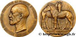 GOUVERNEMENT PROVISOIRE DE LA RÉPUBLIQUE FRANÇAISE Médaille de professeur au Museum d'Histoire Naturelle