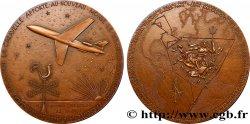 QUATRIÈME RÉPUBLIQUE Médaille de tournée de promotion de la Caravelle