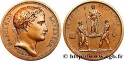 PREMIER EMPIRE Médaille du sacre de Napoléon