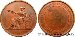 DRITTE FRANZOSISCHE REPUBLIK Médaille de l'association Polytechnique SS