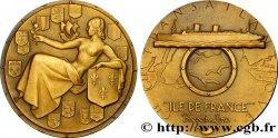 IV REPUBLIC Médaille de la Cie Transatlantique