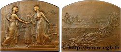 DRITTE FRANZOSISCHE REPUBLIK Médaille de l'exposition universelle VZ