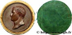 PREMIER EMPIRE Médaille uniface de Napoléon