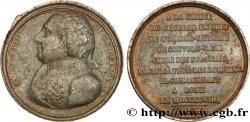 LOUIS XVIII Médaille à la gloire de Louis XVIII