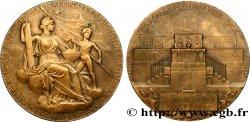 III REPUBLIC Médaille pour l'élection d'Armand Fallières