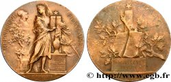 III REPUBLIC Médaille pour l'élection de Félix Faure