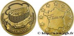 V REPUBLIC Médaille du Fort Boyard