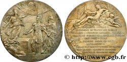 III REPUBLIC Médaille du Pont Alexandre III XF