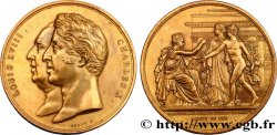 CHARLES X Médaille du Palais de la Bourse