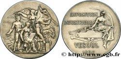 TROISIÈME RÉPUBLIQUE Médaille de l'exposition industrielle