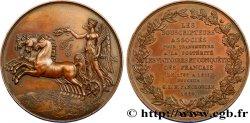 LOUIS XVIII Médaille des victoires napoléoniennes AU