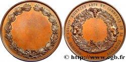 III REPUBLIC Médaille de la société AU