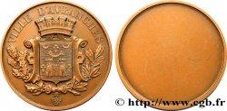 CINQUIÈME RÉPUBLIQUE Médaille de la ville d'Avranches