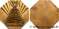 TERCERA REPUBLICA FRANCESA Médaille du journal l'intran