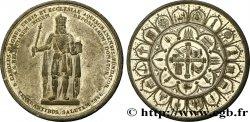ALLEMAGNE - AIX-LA-CHAPELLE - VILLE IMPÉRIALE Médaille de Charlemagne, pour Aix-la-Chapelle q.SPL/SPL