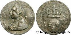 LOUIS XVI Médaille indéterminée