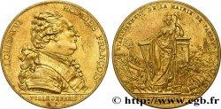 LOUIS XVI Médaille de la ville de Paris - J. S. Bailly maire AU