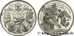 ALLEMAGNE - ROYAUME DE PRUSSE - GUILLAUME II Médaille de paix