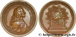 LOUIS XIV THE GREAT or THE SUN KING Médaille de Voltaire AU