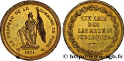 III REPUBLIC Médaille de la Commune XF