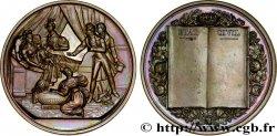 SEGUNDO IMPERIO FRANCES Médaille de naissance - État Civil