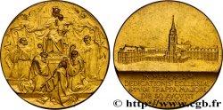 III REPUBLIC Médaille pour la rénovation de l'abbaye Notre-Dame de la Trappe AU