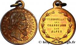 ITALY - VICTOR EMMANUEL III Médaille pour Giuseppe Garibaldi XF