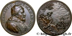 VATICAN AND PAPAL STATES Médaille du pape Clément X AU