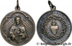 III REPUBLIC Médaillette religieuse AU