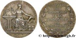 III REPUBLIC Médaille du comité des expertises AU