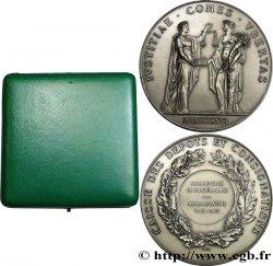 V REPUBLIC Médaille pour André De Lattre AU