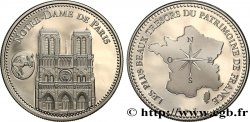 BUILDINGS AND HISTORY Médaille, Notre Dame de Paris