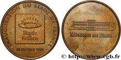 MÉDAILLES TOURISTIQUES Médaille, Stade de France